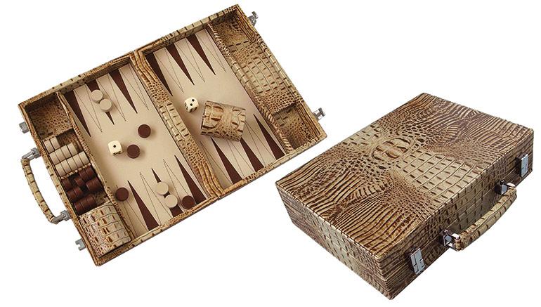 Valigetta Piccola Backgammon