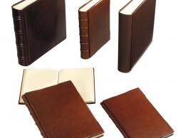Guest books and photo album