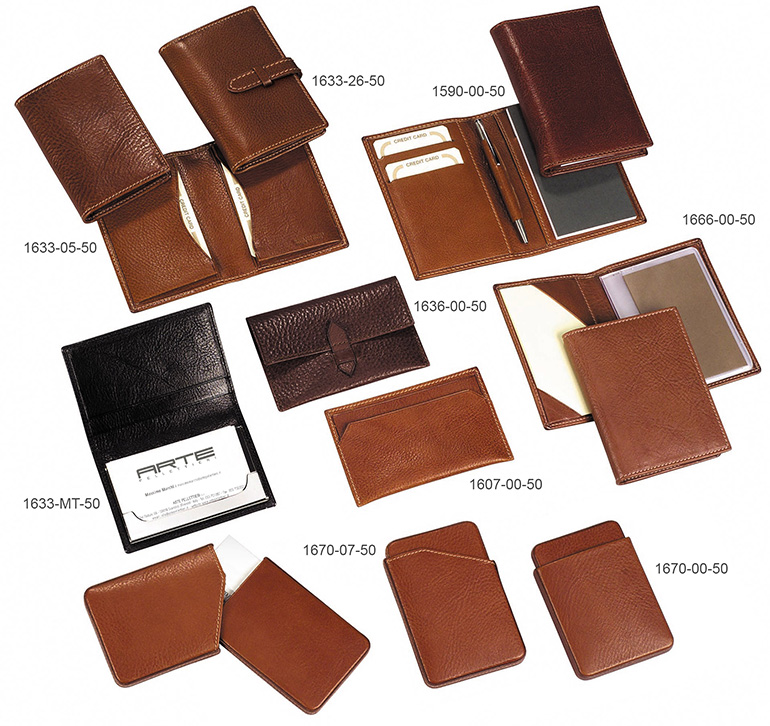Credit and business card holder