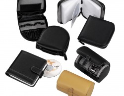 Travel Items, Watch And CD Cases